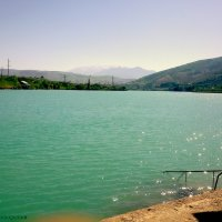 Вода- это жизнь в Средней Азии :: Юрий Владимирович