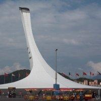 Олимпийский факел :: Слава