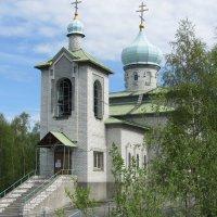 Церковь Успения Пресвятой Богородицы. :: Галина Полина