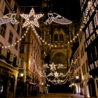 Рождество в Страсбурге :: Olga Rzyanina