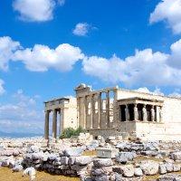 Эрехтейон, Афины :: Olga Rzyanina