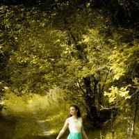 фея в осеннем лесу :: Nik Netipanov