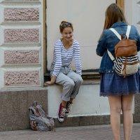 У девочек фото-сессия. :: Александр Степовой