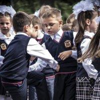 Борьба за лидерство :: Андрей Степуленко