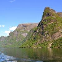 Величественные горы :: Ольга