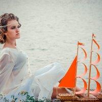 "Фотопроект ""Ассоль"" :: Zalina Gold"