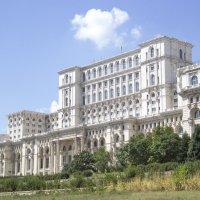 Бухарест. Парламент :: Виктория Ивженко