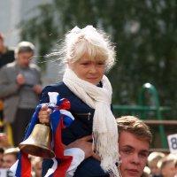 первый звонок 2014 :: Александр Топчиев