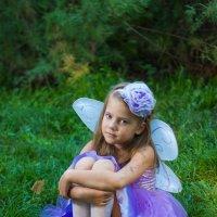 Маленькая фея :: Михаил Бродский