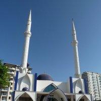 Современная мечеть :: Галина