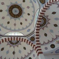 Роспись куполов в мечети :: Галина
