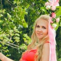 Солнечная Алёна :: Татьяна Афанасьева
