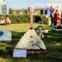 Балалайка из цветов :: Сергей Черепанов