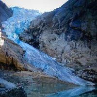 """Олден. Национальный парк  """"Jostedalsbreen"""". Ледник  Бриксдал. :: Надежда"""