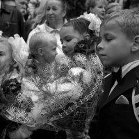 Солидный ученик :: Татьяна Копосова