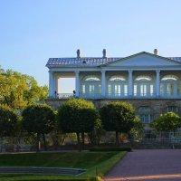 Засыпает старый парк.... :: Tatiana Markova