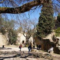 В крепости Сан Жоржи. Португалия :: Надежда Гусева