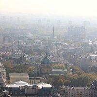 смог большого города :: Olga