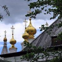 Рязань.Уголок Рязанского Кремля. :: Лесо-Вед (Баранов)