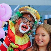 уличный клоун :: seseg Seseg
