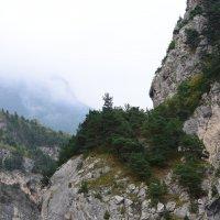 Горный пейзаж :: Денис Мартьянов