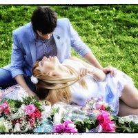 Счастье для двоих :: Евгения Антипова