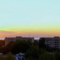 Черноморский вечер :: Геннадий Храмцов