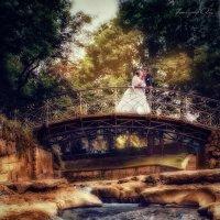 На мосту... :: Абу Асиялов