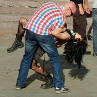 Танцы до упада :: Дмитрий Арсеньев