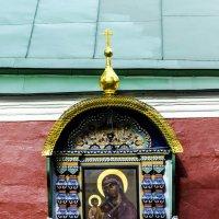Храм Успения Пресвятой Богородицы в Гончарах :: Константин Сафронов