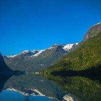 Норвегия. Олден. :: Надежда