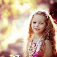Солнечная девочка :: Света Солнцева