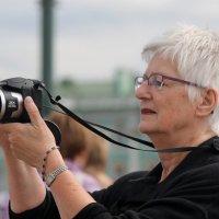 Туристка из Франции :: Вера Моисеева