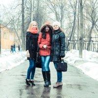 трио :: Мария Чеснокова