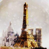 Парижское настроение :: AllaSaa