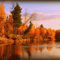 снова осень... :: Лариса Красноперова