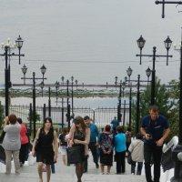 Вход на набережную закрыт :: Николай Сапегин