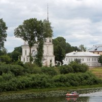 на реке Вологда :: Тарас Золотько