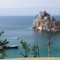 В нашу гавань... :: Татьяна Алферова