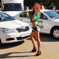 Водитель такси :: Владимир Болдырев