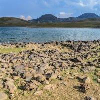 Высокогорное озеро Акналич :: Ashot Turajyan