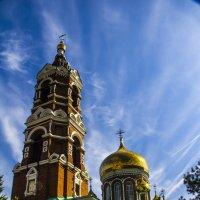 Обуховская церковь 2 :: Никита Иванов