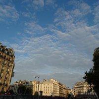 Прощальное небо над Парижем :: Светлана Лысенко