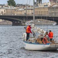 Морской фестиваль в СПб :: Владимир Питерский