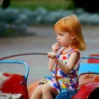 Рыжее счастье. :: Марина Соколова