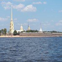 Петропавловская крепость. :: Жанна Викторовна