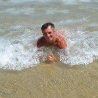 Купайтесь в море :: EvgenSEN Стебловцев