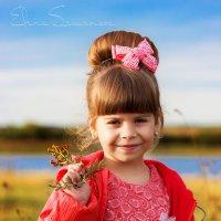 Алиночка :: Елена Семёнова