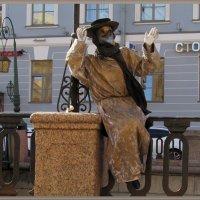 Живая статуя :: Татьяна Осипова(Deni2048)