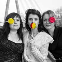 3 девицы :: Tatjana Stepanova